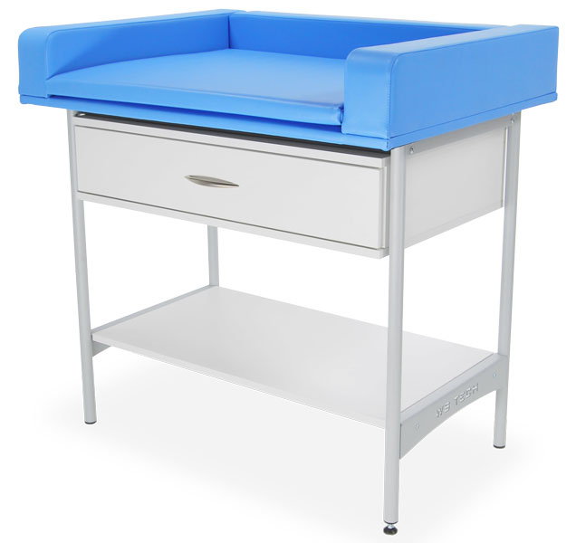 Baby changing and examination tables