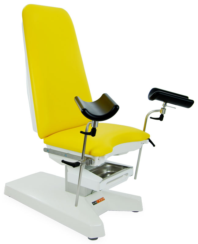 Gynaecological exam chairs